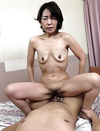Japanese elderly fuck-a-thon