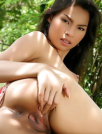 Asian vag AND pink pucker
